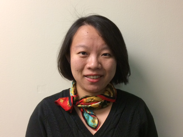 Jing Jing Sun: From No English to Entering a Master's Program